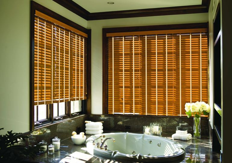 Colorado Springs bathroom blinds