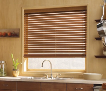 Wood Blinds In Denver, Colorado