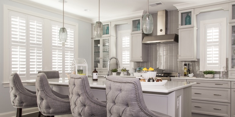 Colorado Springs kitchen shutters