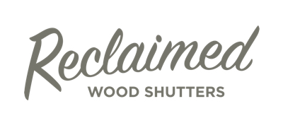 Denver reclaimed wood shutters