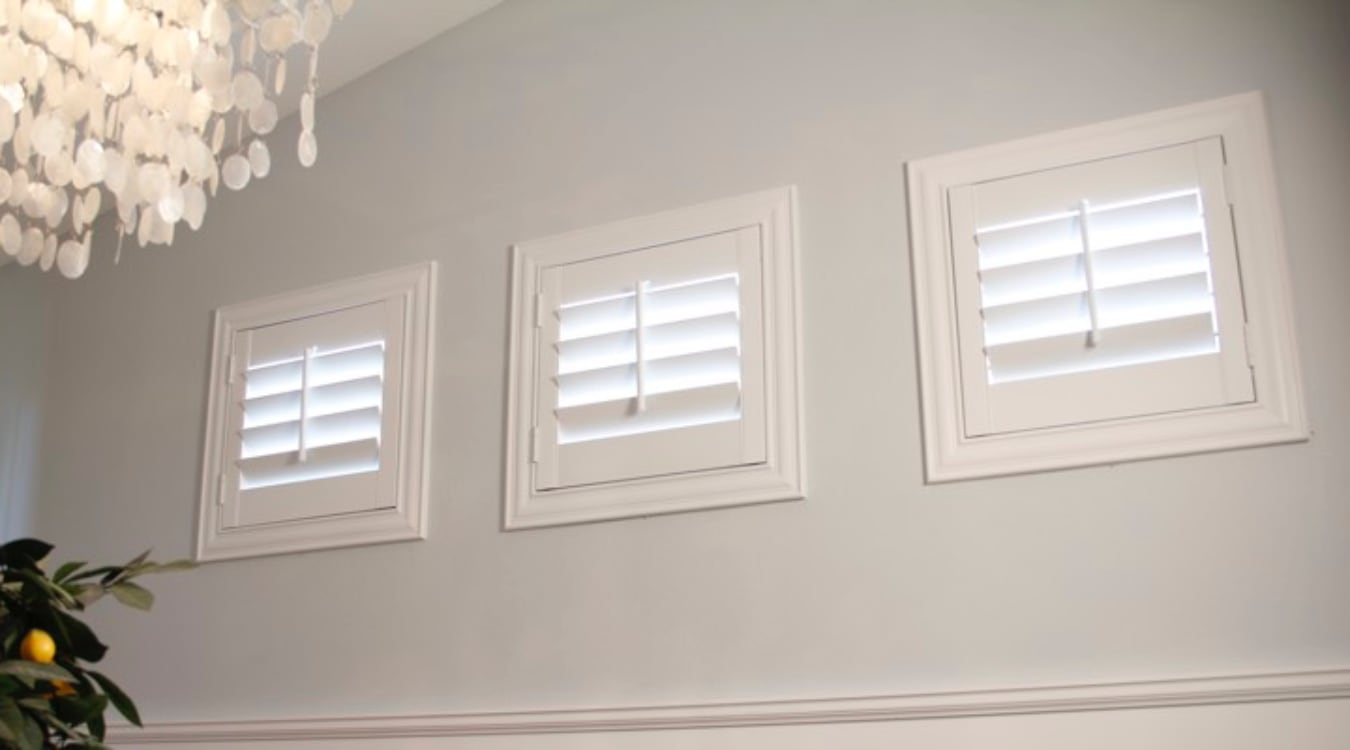 Denver casement window shutters