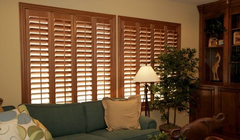 How To Clean Wood Shutters In Denver, Colorado