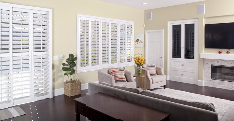 Polywood Plantation Shutters For Denver, Colorado Homes