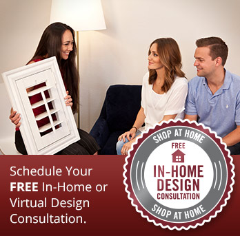 Schedule a shutter consultation in Colorado Springs